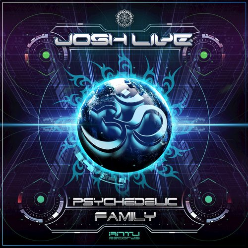Joshlive - Psychedelic Family EP
