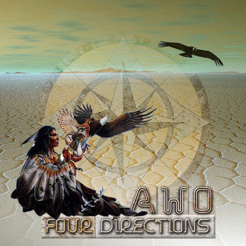 Aho - Four Directions EP