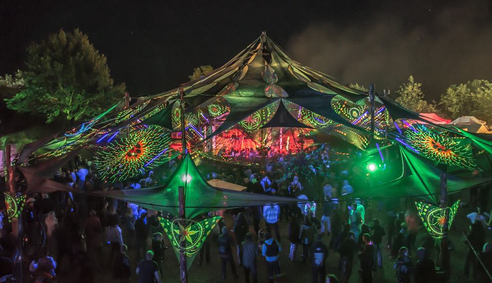 Freqs of Nature Festival 2014 @ Germany